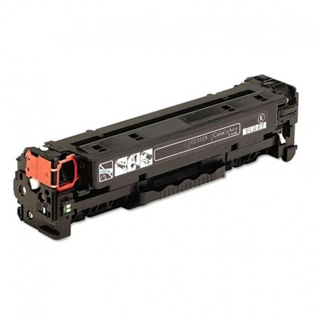 CC530A Compatible Hp 304A Black Toner (3500 pages) for Color LaserJet CM2320fxi, CM2320n, CM2320nf, CP2025dn, CP2025n