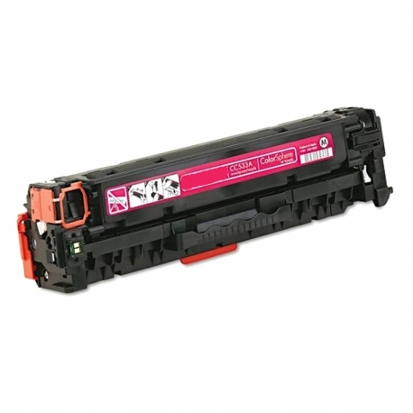 CC533A Compatible Hp 304A Magenta Toner (2800 pages) for Color LaserJet CM2320fxi, CM2320n, CM2320nf, CP2025dn, CP2025n