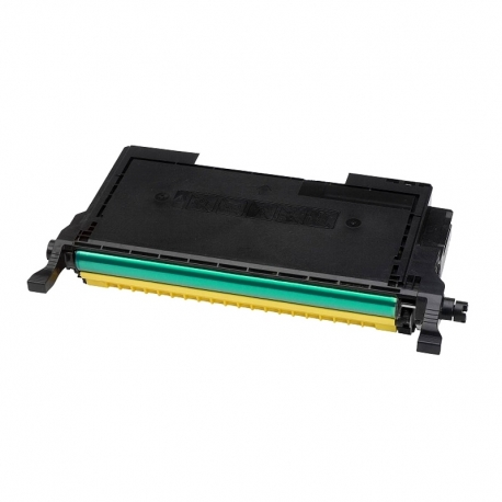 CLT-Y5082L Compatible Samsung Yellow Toner (4000 pages) for CLP-620, 670, CLX-6220, 6250
